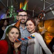 Impreza w Tramwaju