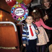 Impreza Urodzinowa w Tramwaju