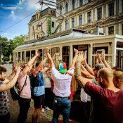 Impreza w Tramwaju Wrocław