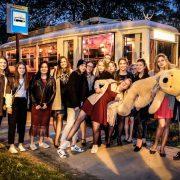 Impreza w Tramwaju Warszawa